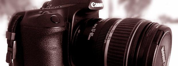 Canon eos 40d dslr camera