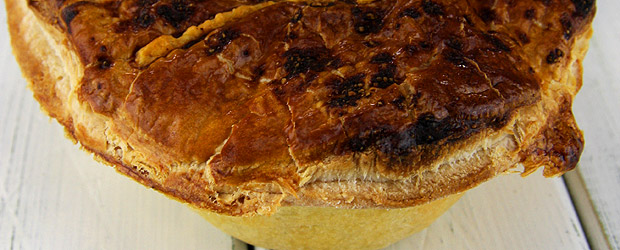 cheese and bacon pie recipe