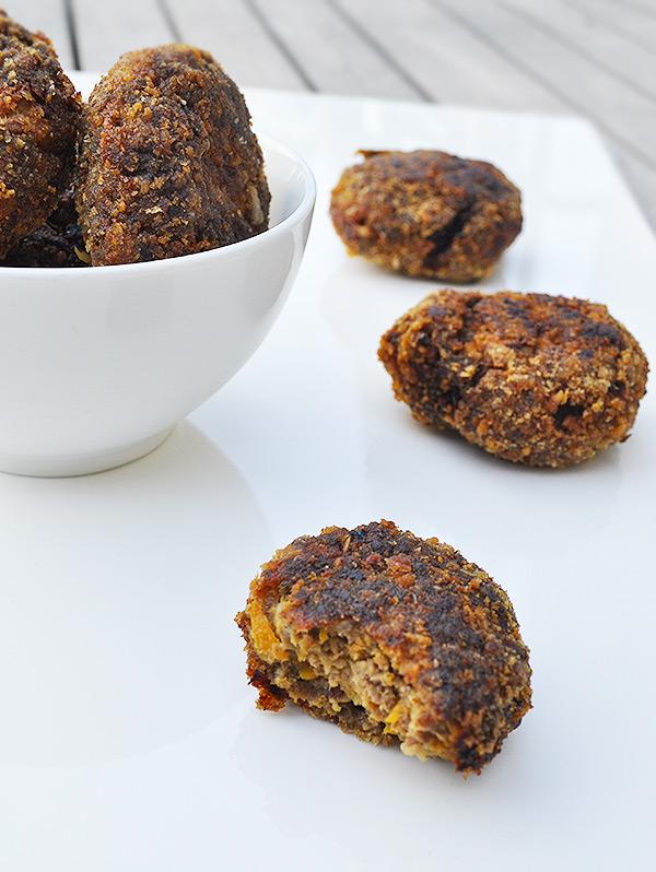Australia rissoles recipe (meatballs)
