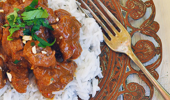 spicy madras curry